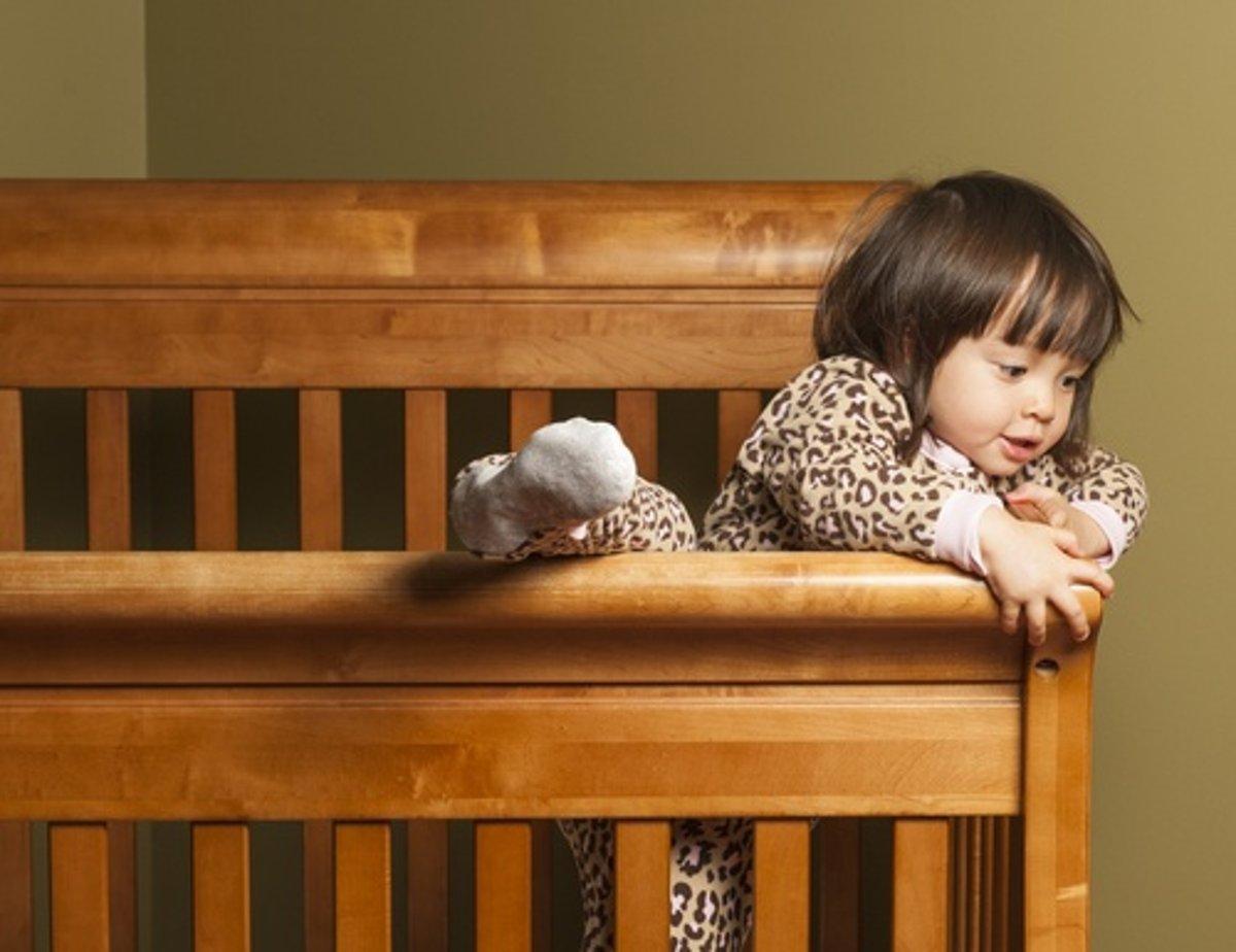 การเลือกที่นอนสำหรับเด็กเล็ก
